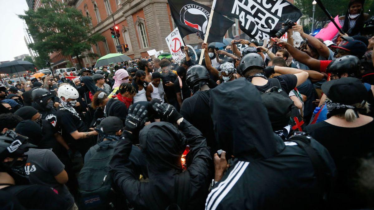 EEUU: Black Lives Matters, los Antifa y la violencia callejera en las manifestaciones raciales