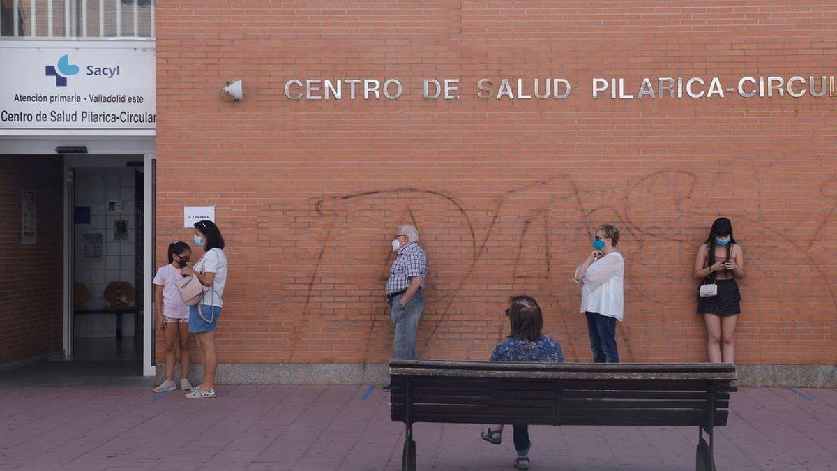 España es avanzadilla de la segunda ola de covid19 en Europa, según informe