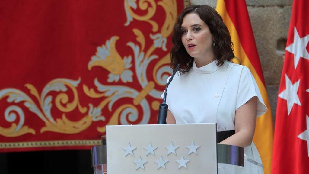 Madrid anuncia que las ruedas de prensa volverán a ser 'online' por el repunte de contagios de Covid-19
