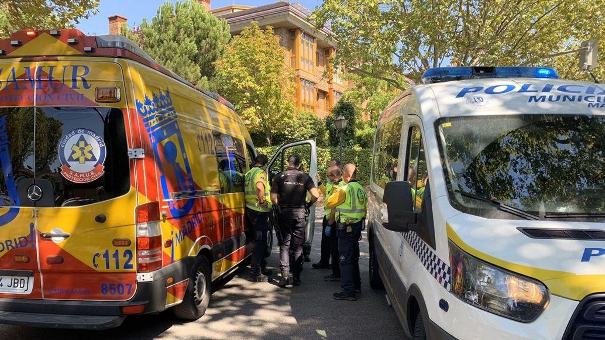 Muere un hombre de 49 años tras ser atropellado por un autobús interurbano en Aravaca, Madrid