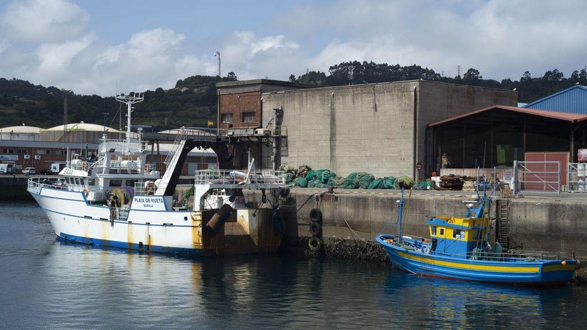 Muere aplastado por un barco contra el muelle de Moaña, Pontevedra