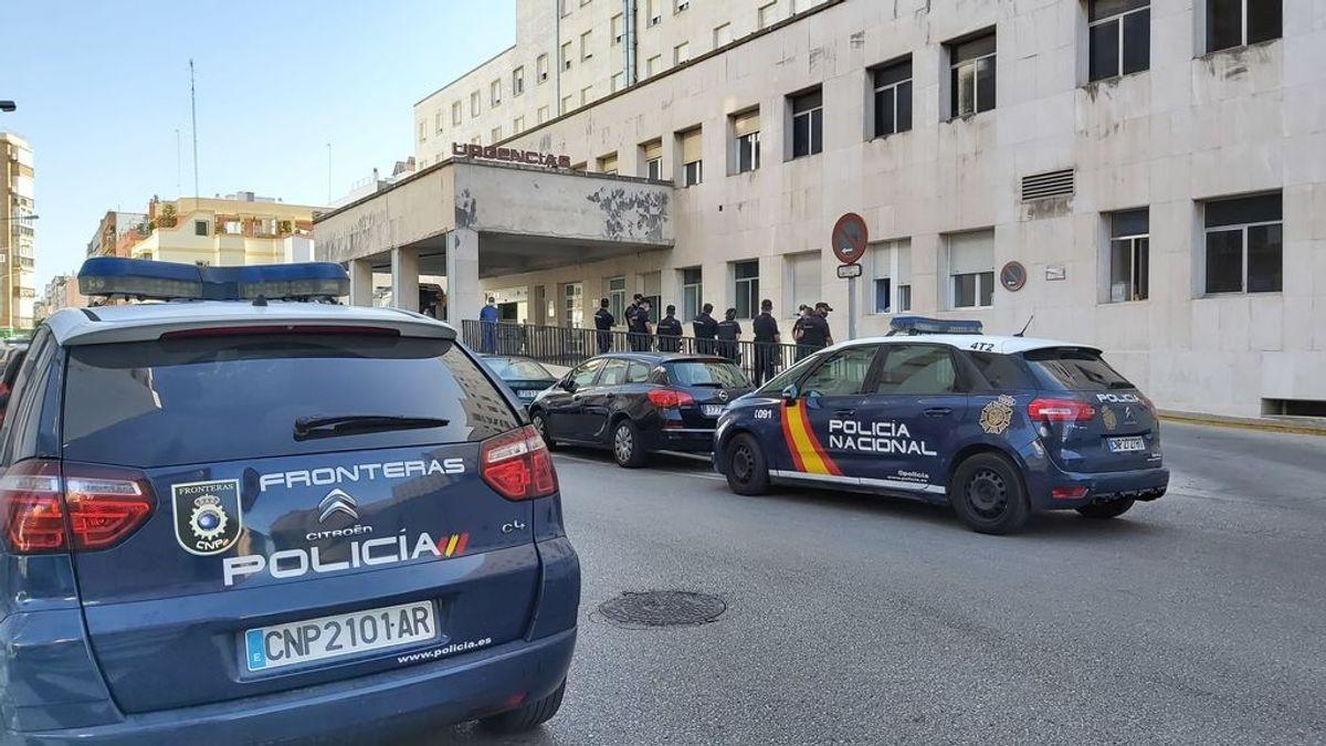 Se elevan a tres los detenidos en la actuación en la que resultó herido grave un inspector de Policía