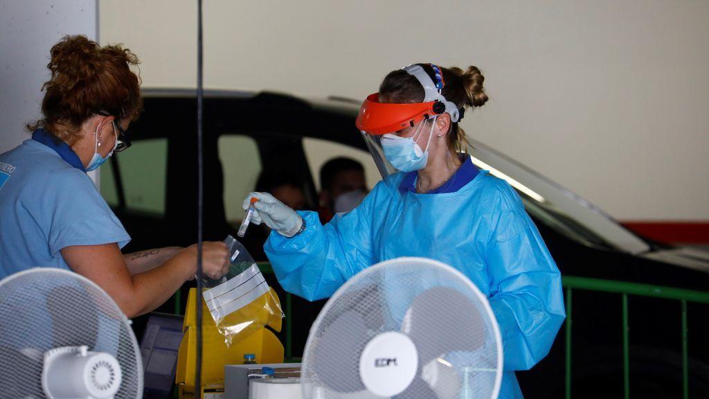 Andalucía suma 680 casos nuevos y 6 fallecidos en el último día