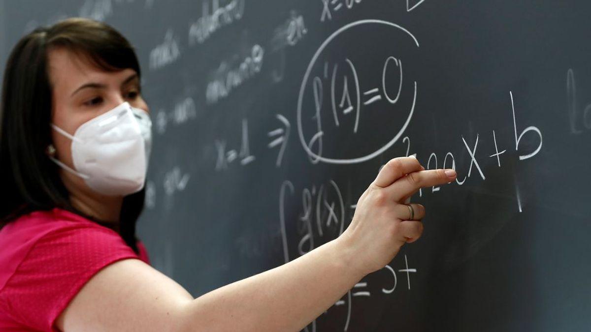 Los almuerzos, uno de los posibles focos de covid19 entre los docentes