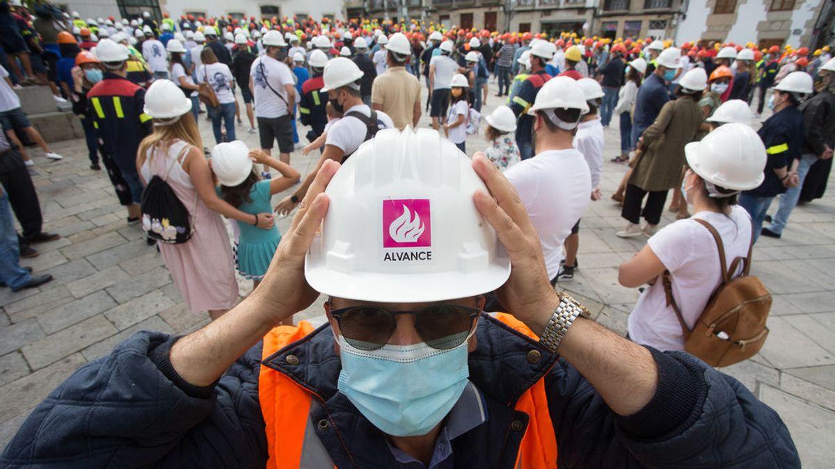 Los trabajadores de Alcoa piden un acuerdo de venta para mantener la planta de San Cibrao