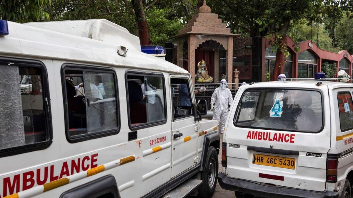 Arrestan a un conductor de ambulancia indio por violar a una paciente de covid19 al llevarla al hospital