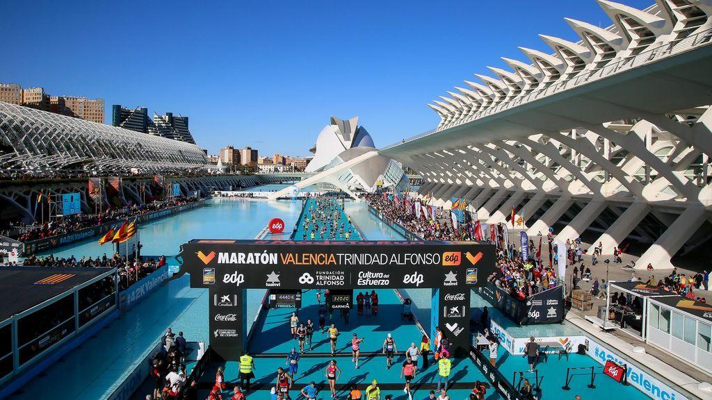 Cancelado el Maratón de Valencia por no poder garantizar la seguridad de los participantes