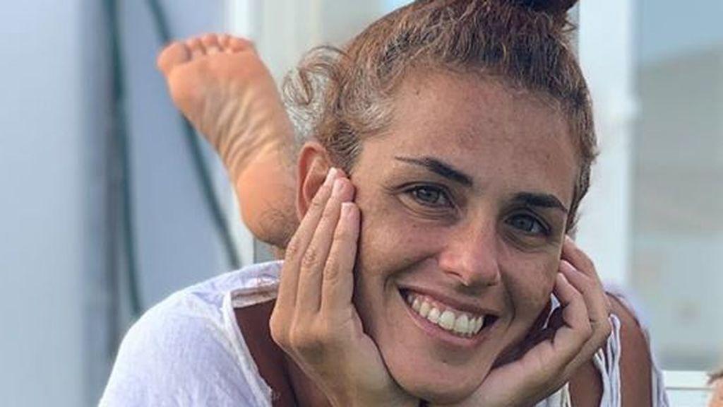 """Noemí Merino muestra sus abdominales en la playa tras perder 12 kilos: """"Diviértete"""""""