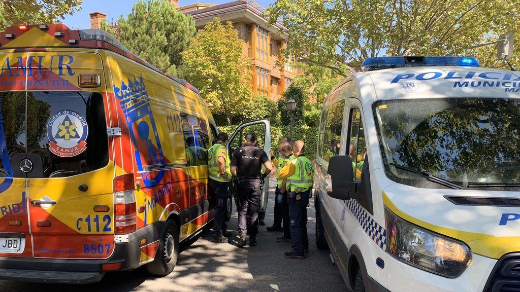 Atropello mortal en Aravaca: la víctima golpeó la ventanilla del autobús y el conductor dió un volantazo