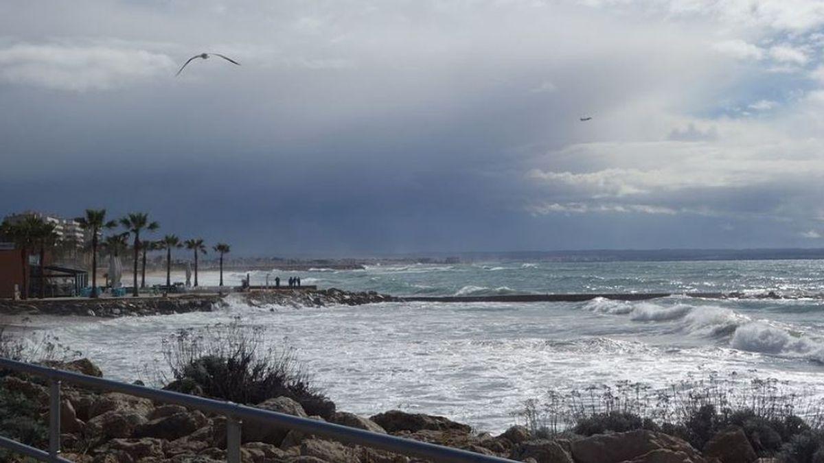 Las tormentas no paran en Baleares: el tiempo que hará el martes en España