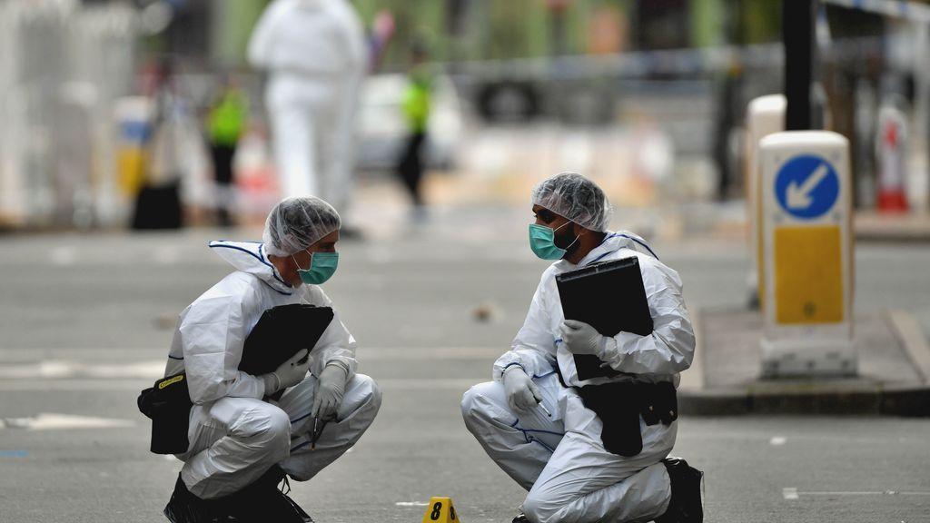 Detenido sospechoso en Gran Bretaña