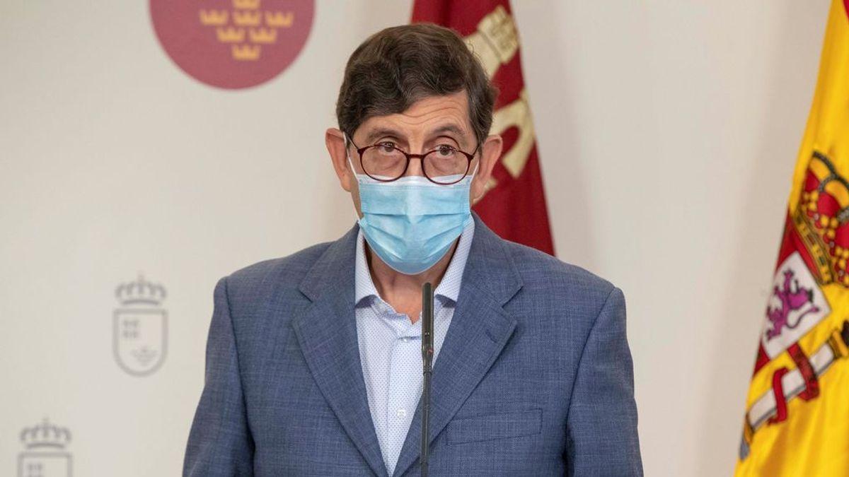 """Todas las camas de UCI en Murcia """"estarán ocupadas por pacientes de covid19 en dos semanas"""""""