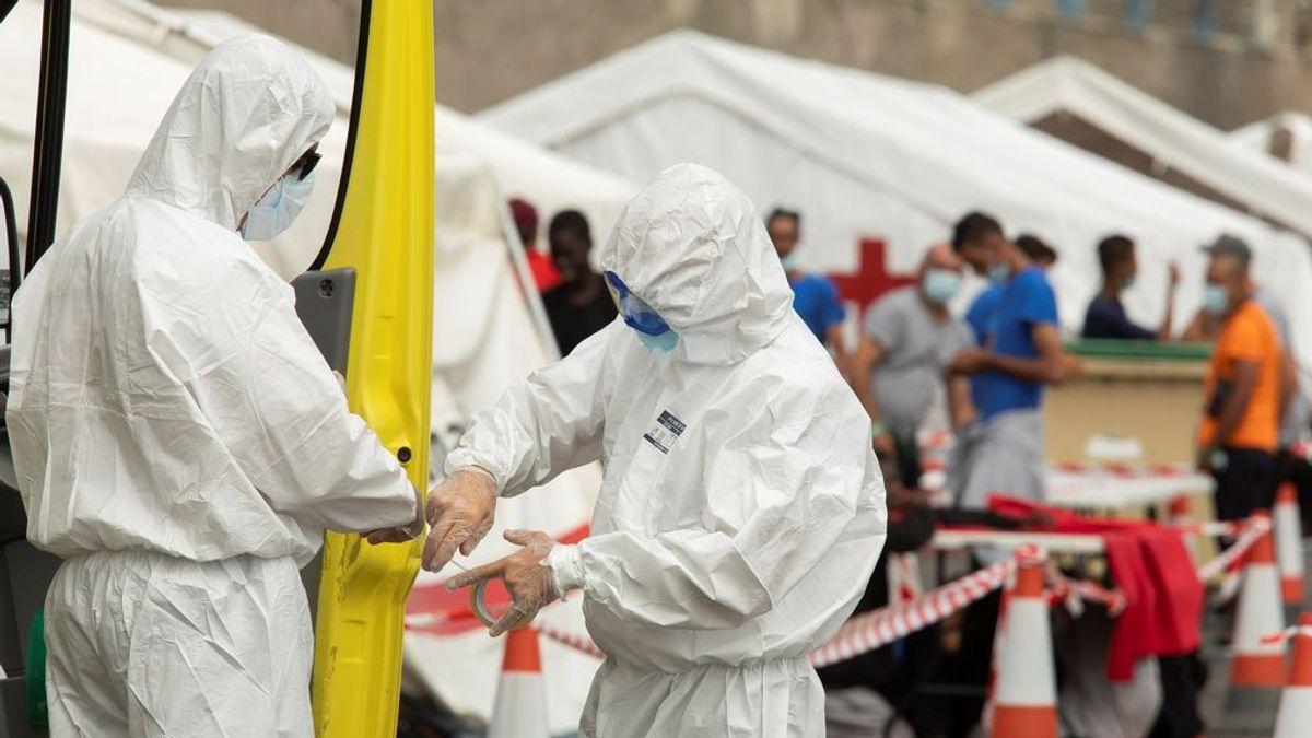 Última hora del coronavirus: España, primer país en Europa occidental en superar el medio millon de casos
