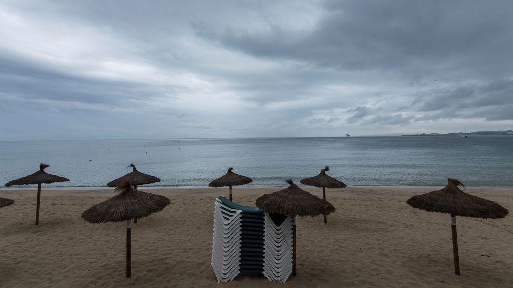 Chaparrones y rayos en el Mediterráneo: la Dana afectará durante 72 horas al litoral y Baleares