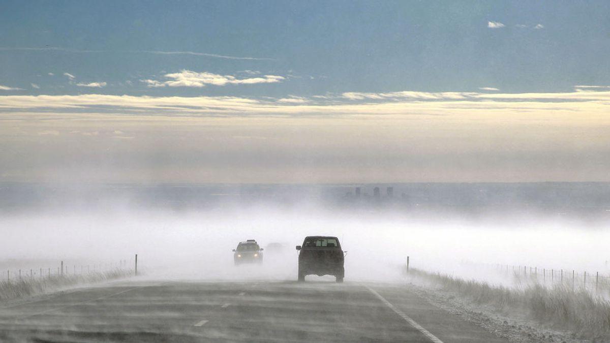 Del verano a la nieve en un día: un enviste polar en Estados Unidos provocará un desplome de 35ºC