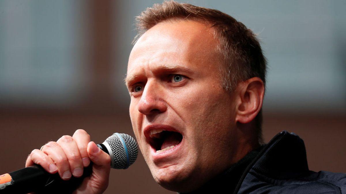 """El opositor ruso Alexei Navalni sale del coma inducido y su estado """"ha mejorado"""""""