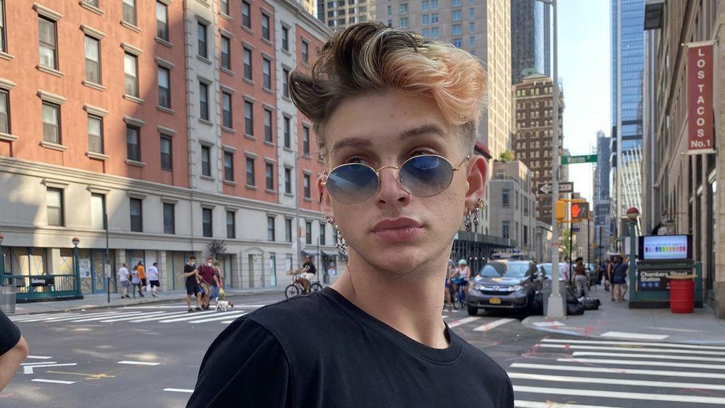 """Muere a los 17 años el famoso influencer Ethan Peters: """"Era un adolescente luchando con la adicción a las drogas"""""""