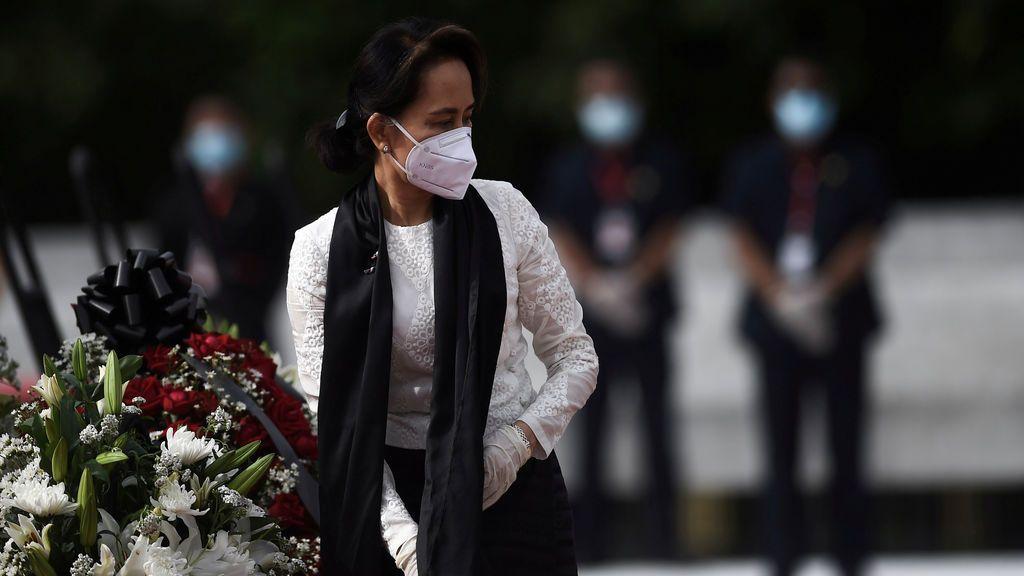 Elecciones en Birmania: San Suu Kyi, la Nobel caída en desgracia que espera seguir en el poder