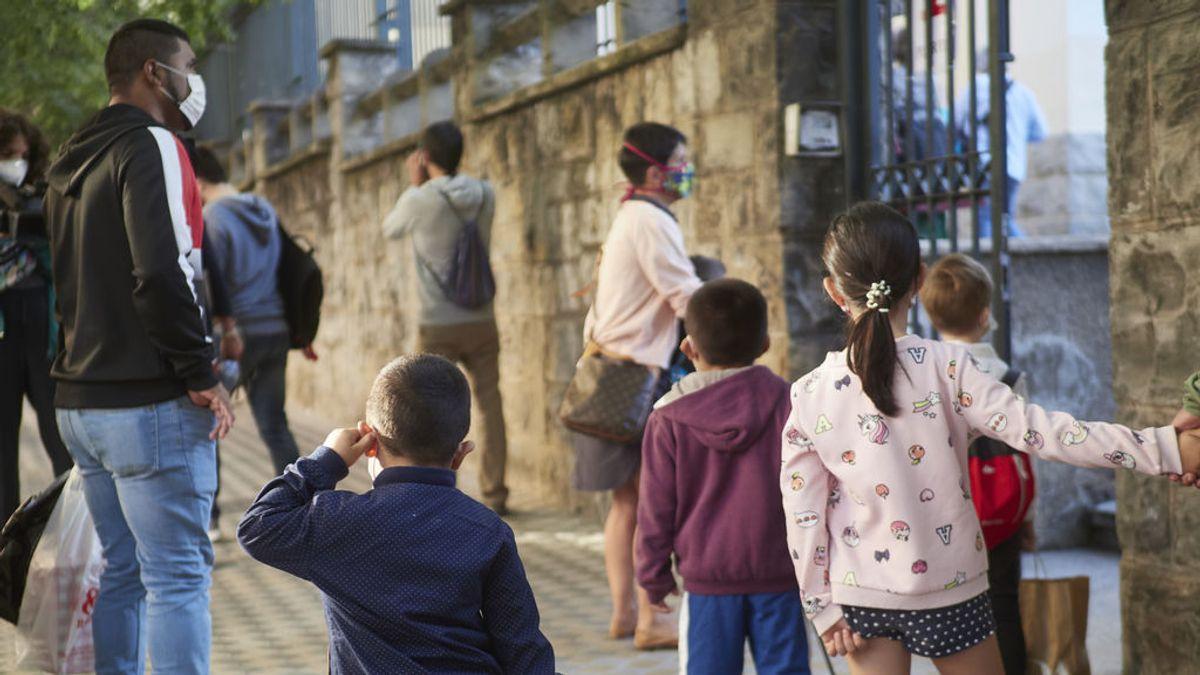 """Los abogados de familia insisten: """"El miedo de los padres no justifica que no lleven a sus hijos al colegio"""""""
