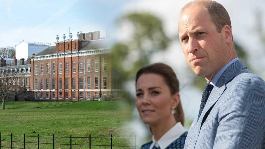 Hallan un cadáver en la casa de Kate Middleton y el príncipe Guillermo