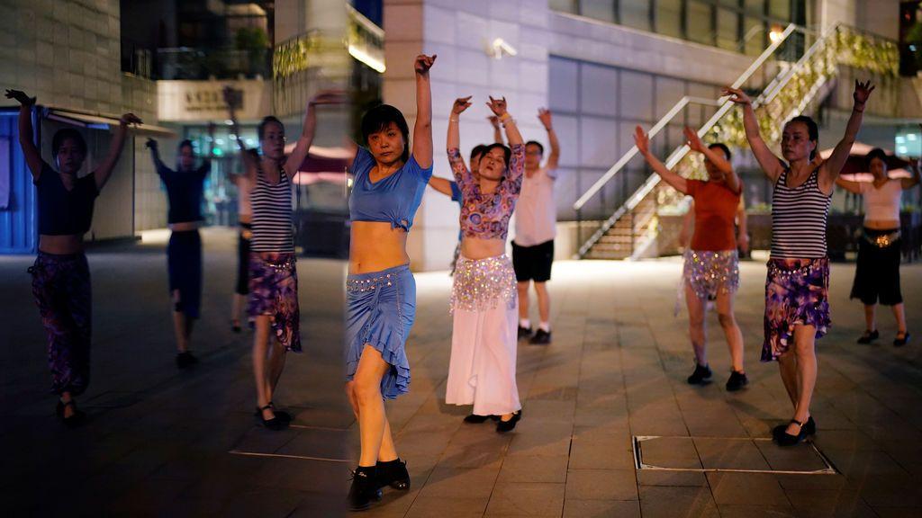 Wuhan: de epicentro del coronavirus a vivir sin mascarilla ni distancia de seguridad