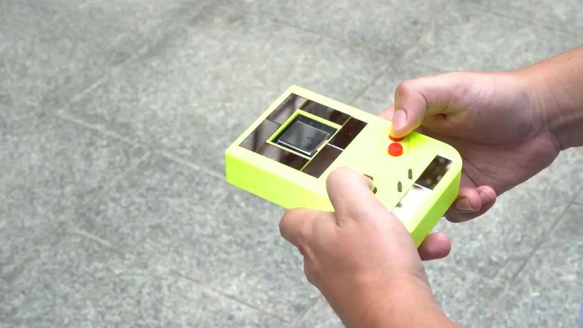 La Game Boy más ecológica del mundo: demuestran que se puede jugar con energía solar