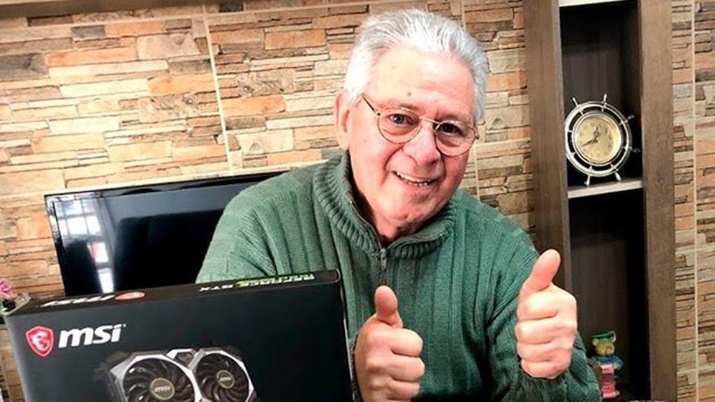 Tellier50, el jubilado de 69 años que arrasa en la plataforma de videojuegos preferida de los centennials