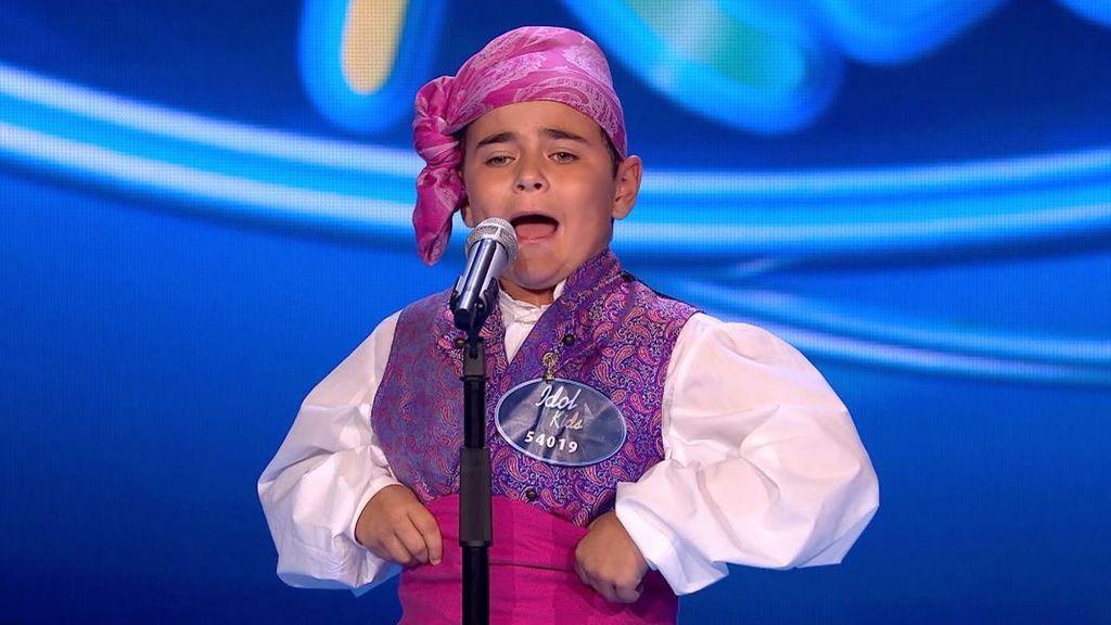 """Carlos Jean no da crédito a la jota de Asier: """"Me encanta porque es una forma de que ese canto perdure"""""""