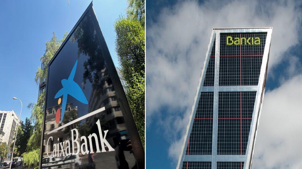 Fusión Caixabank Bankia