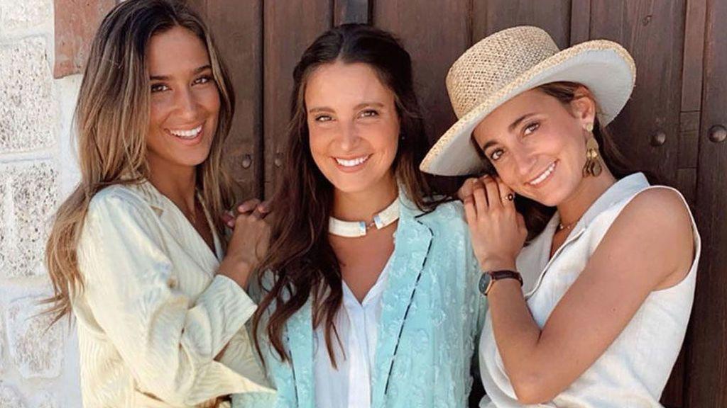 Hermanas Pombo: así han cambiado María, Marta y Lucía en los últimos años.
