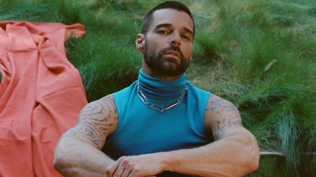 """Ricky Martin muestra cuánto ha crecido uno de sus mellizos: """"Ya no es un niño"""""""