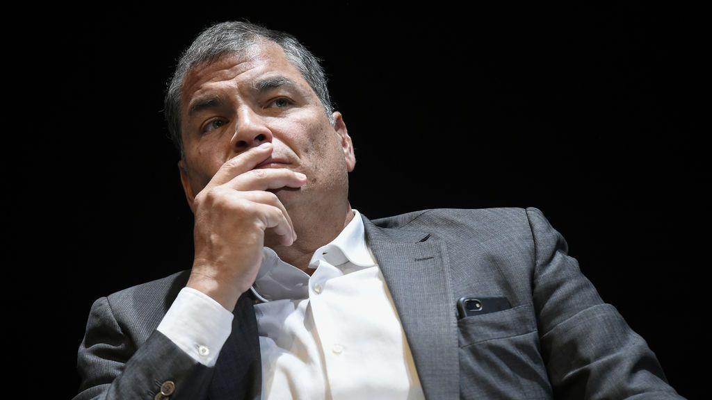 Ecuador confirma la sentencia al expresidente Correa y no podrá presentarse a las elecciones