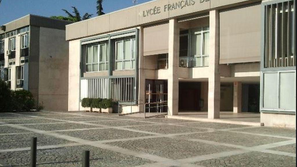 Confinan un aula del Liceo Francés, un día después de la vuelta al cole, por un alumno infectado en coronavirus