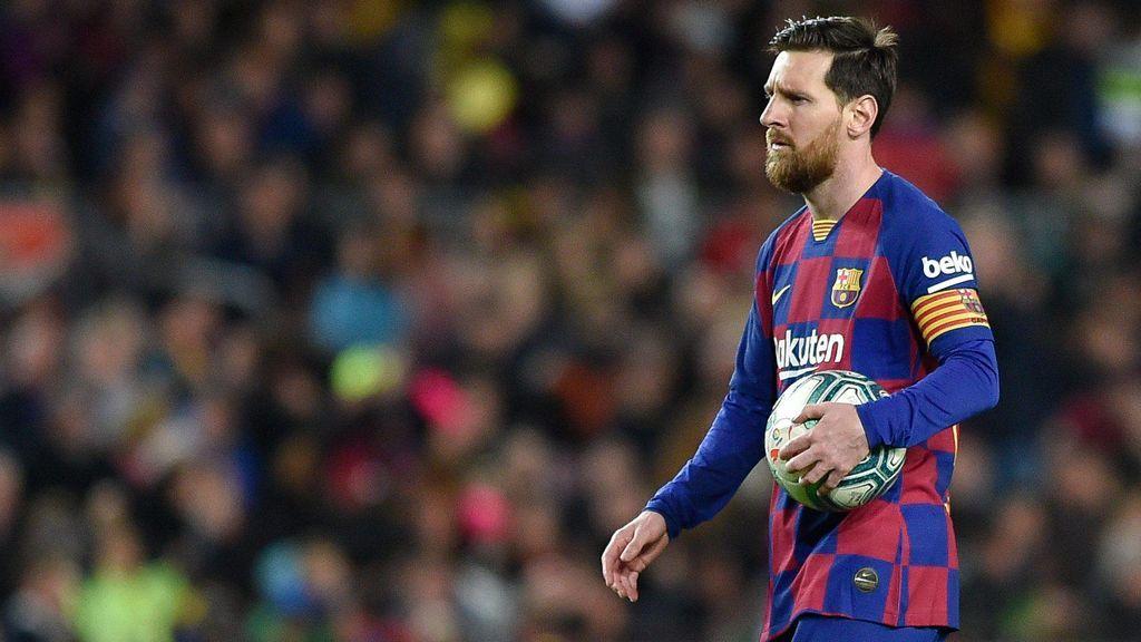 """Messi, tras volver a los entrenamientos del Barça: """"Dicen que la magia se ha acabado"""""""