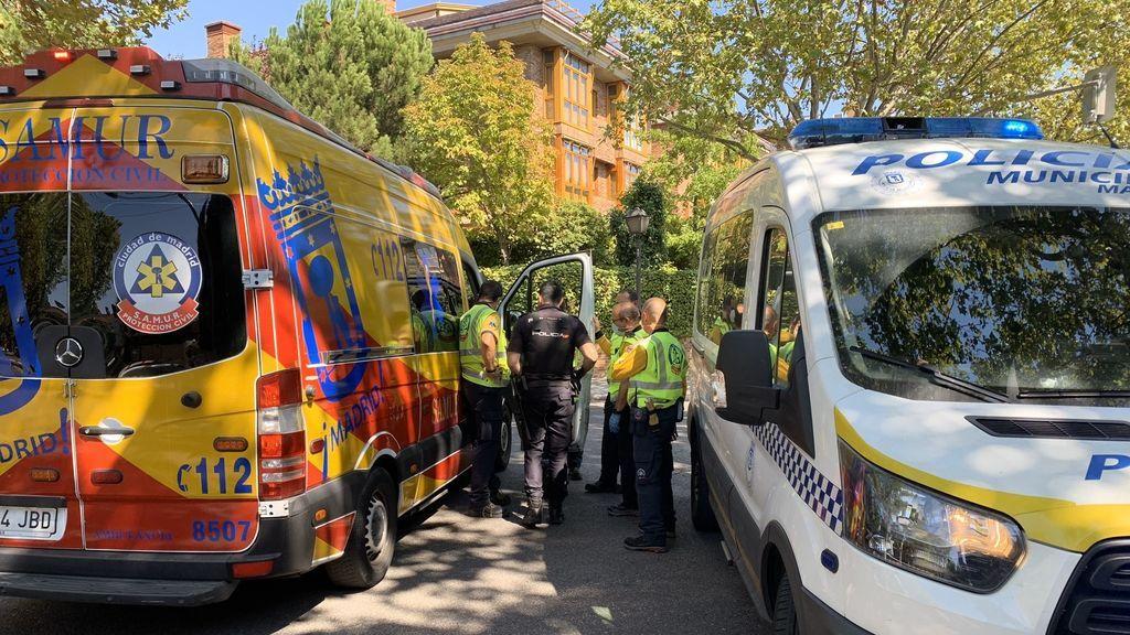 En libertad provisional el conductor de autobús que atropelló mortalmente a un peatón tras una discusión en Madrid