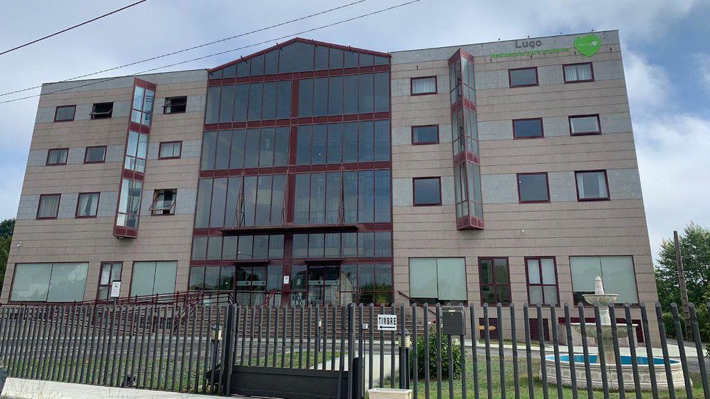 Situación descontrolada en el centro de mayores de Outeiro de Rei, en Lugo: casi un centenar de nuevos positivos en un día