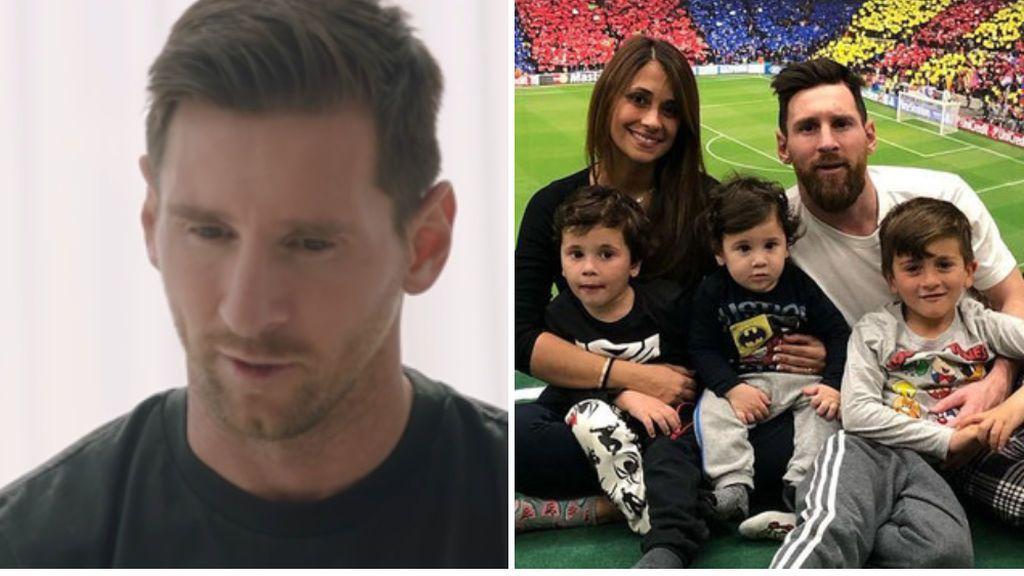 El análisis no verbal de la entrevista a Messi: quería proteger a Antonella y sus hijos y se sentía menospreciado