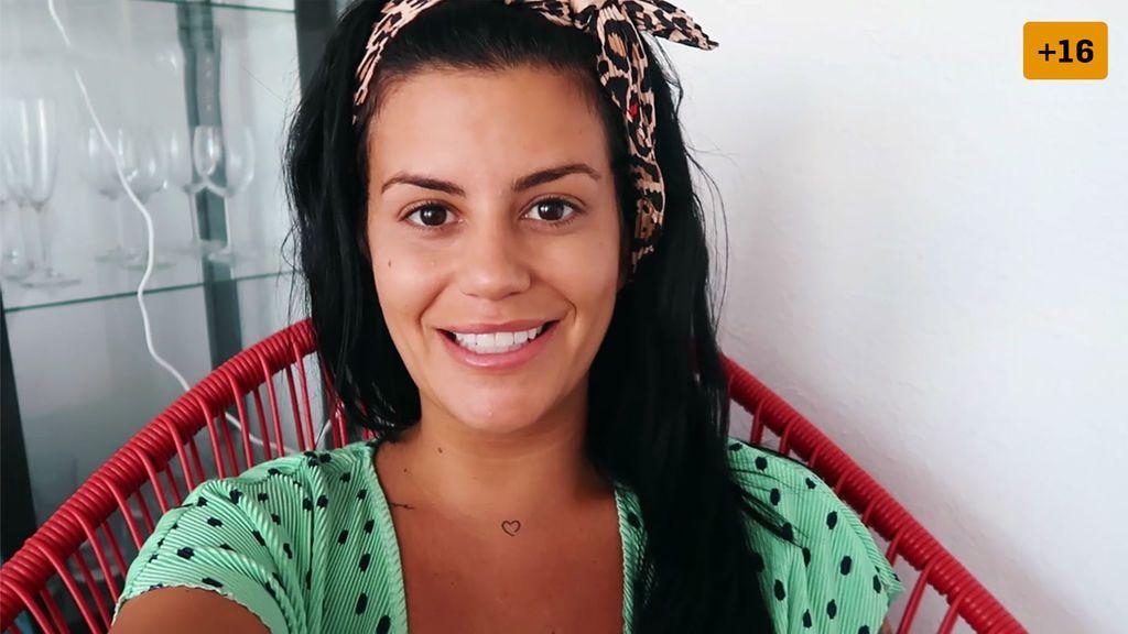 Lola Ortiz se muda a Canarias y enseña su nueva casa (2/2)