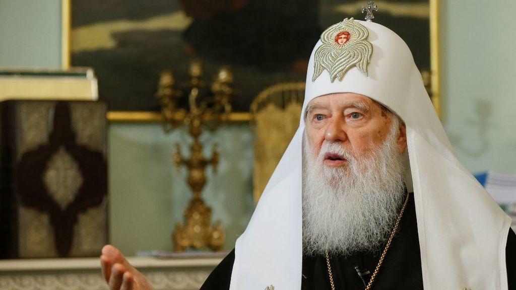 El líder religioso ucraniano que relacionó la covid con el matrimonio gay, positivo en coronavirus
