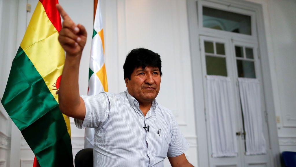 Morales inhabilitado para presentase a senador en Bolivia