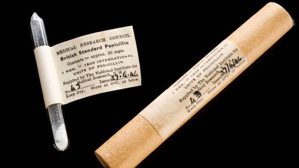 Uno de los descubrimientos más importantes del siglo XX, la penicilina, derivó de la pandemia de influenza de 1919.