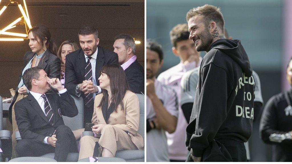 David Beckham y toda su familia se contagiaron del coronavirus en una fiesta tras el lanzamiento del Inter Miami
