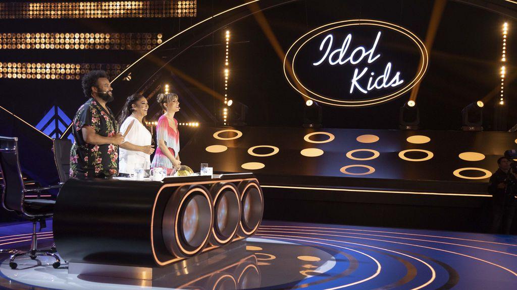 'Idol Kids' desembarca en España como líder destacado de su franja de emisión con casi un 18% de share