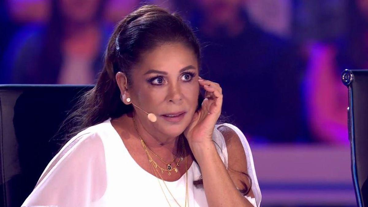"""Las frases más míticas y que arrasan en redes del debut de  Isabel Pantoja en 'Idol Kids' """"¿Perdonaaa?"""""""