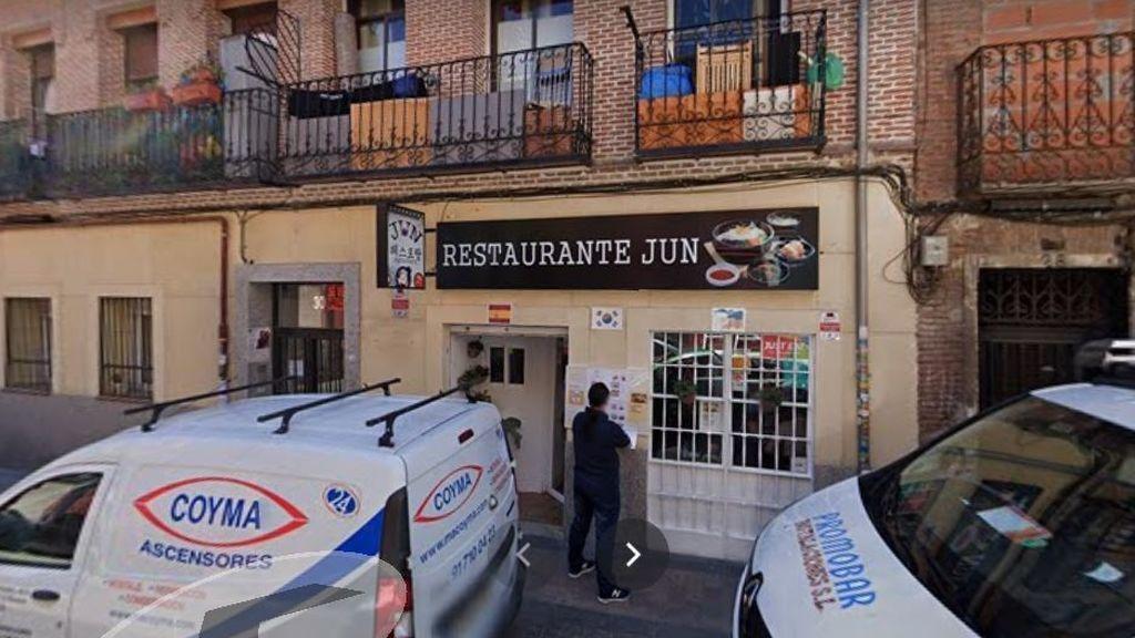 Desalojan un restaurante coreano en Madrid que celebraba un bautizo con 70 personas donde debía haber 20