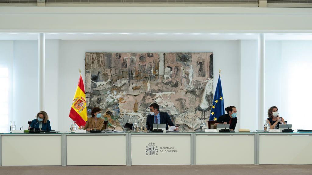 Consejo de ministros 8 septiembre