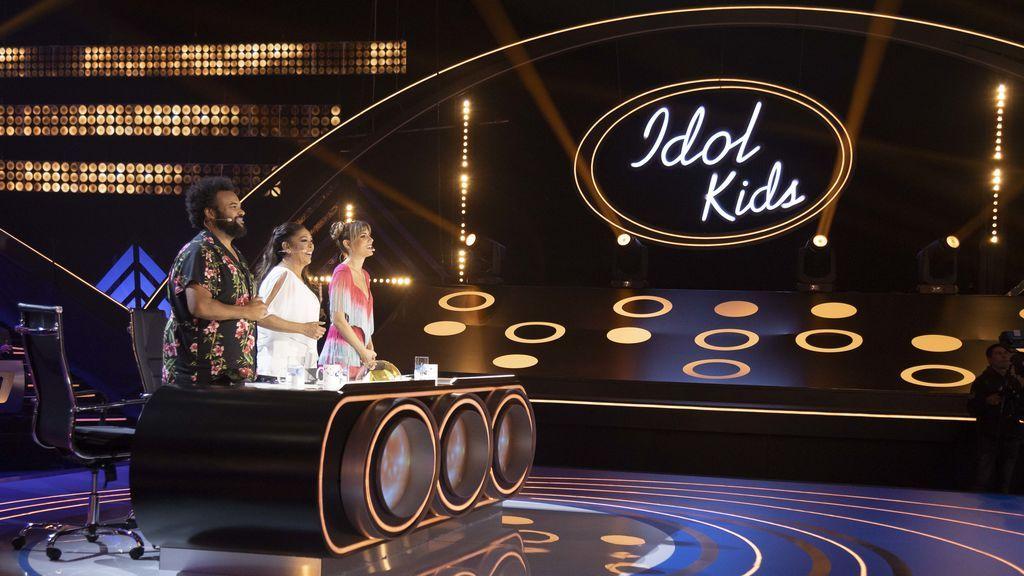 Estreno de 'Idol kids'