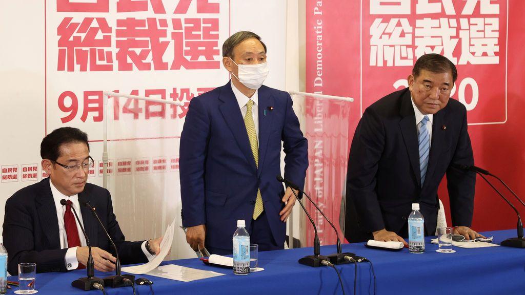 Japón: el partido gobernante lanza su carrera interna para sustituir al primer ministro Abe