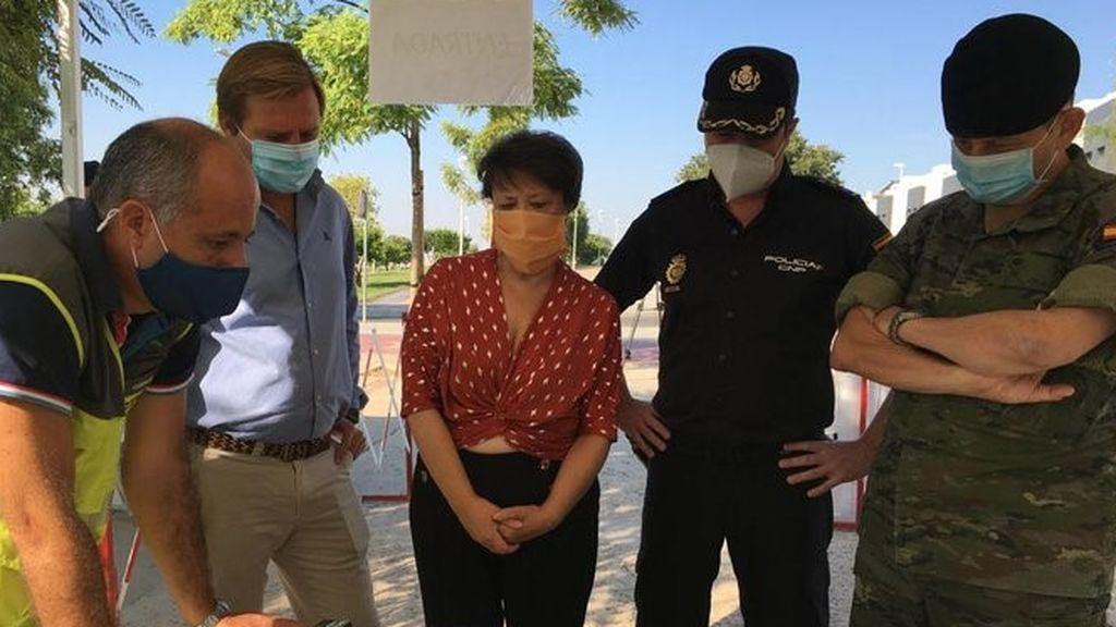 Cien militares rastrean Córdoba para encontrar a un anciano desaparecido