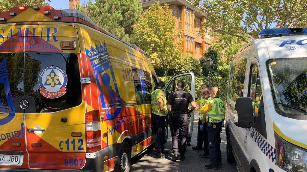 Libertad provisional para el conductor de autobús que atropelló mortalmente a un peatón en Aravaca